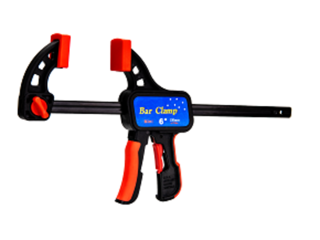 """Trigger Action One Handed Quick Clamp Heavy Duty 18/"""" Rapid Bar Clamp"""